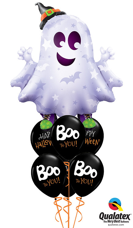 Ghost and Boo Bouquet