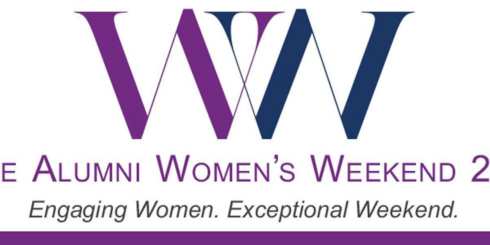 Duke Women's Weekend 2020