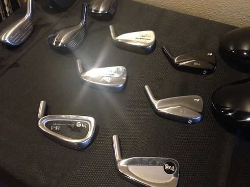 HG irons