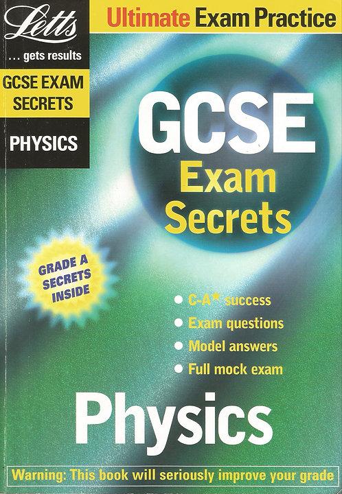 Letts... Get Results: GCSE Exam Secrets - Physics