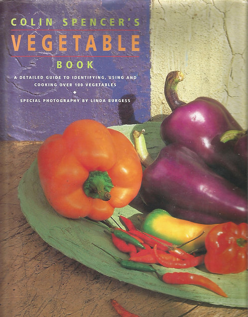 Colin Spencer's Vegetable Book