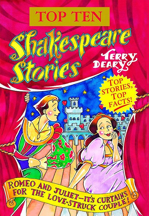 Top Ten Shakespeare Stories