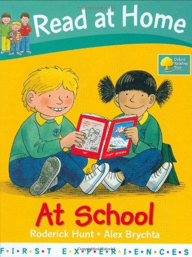 Read at Home: At School