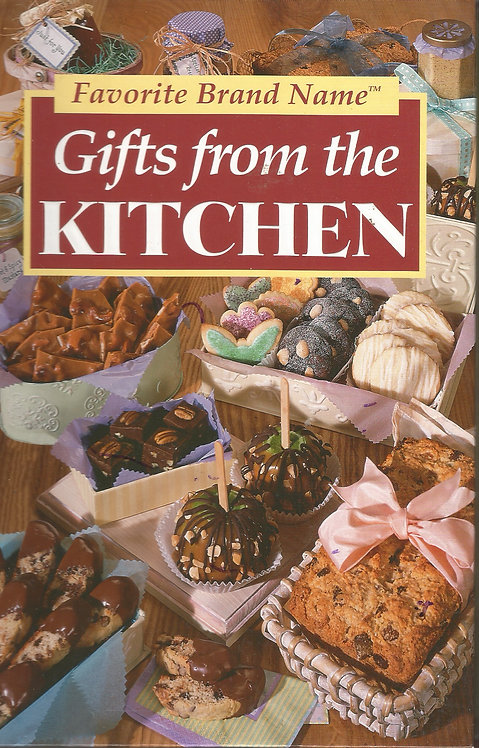 Favorite Brand Name™: Gifts from the Kitchen
