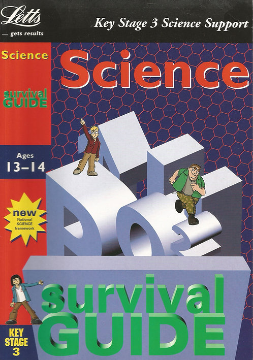 Letts... Get Results: Science Survival Guide