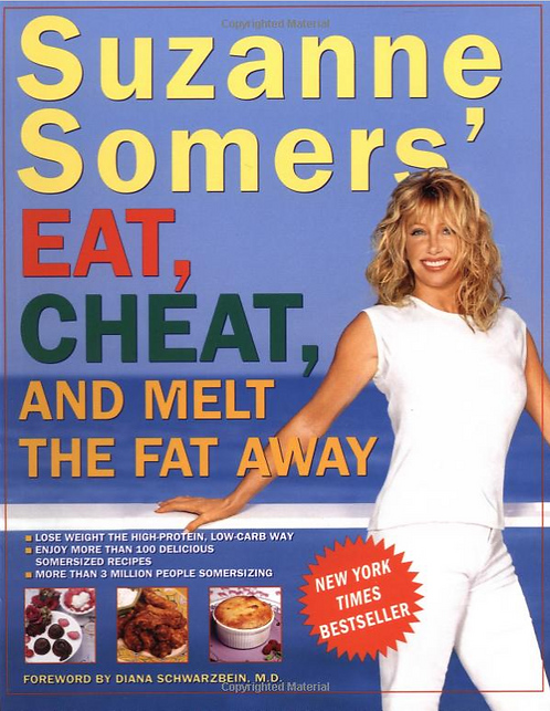Eat, Cheat, And Melt The Fat Away