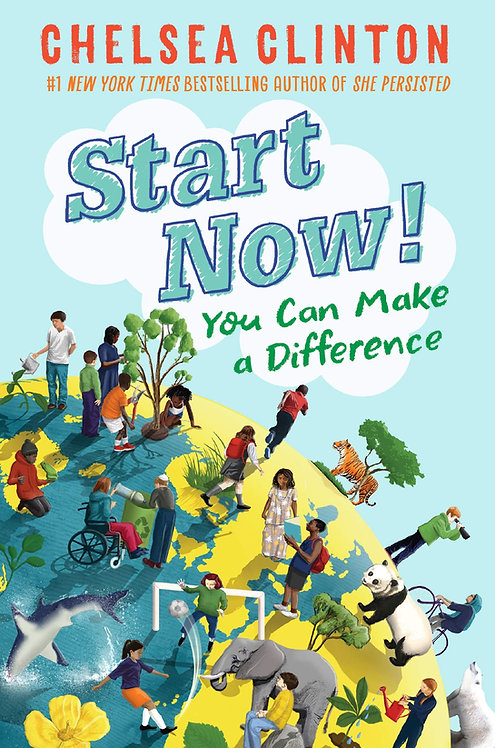 Start Now! You Can Make a Difference