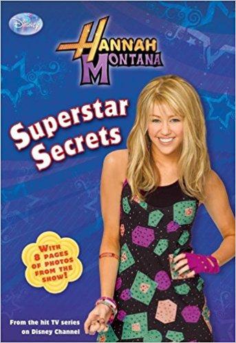 Hannah Montana #18: Superstar Secrets