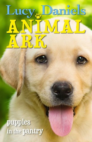 Animal Ark: Puppies in the Pantry