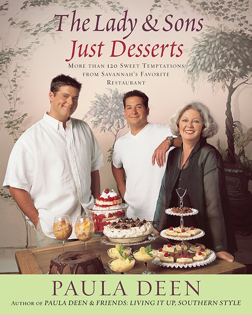 The Lady & Sons: Just Desserts