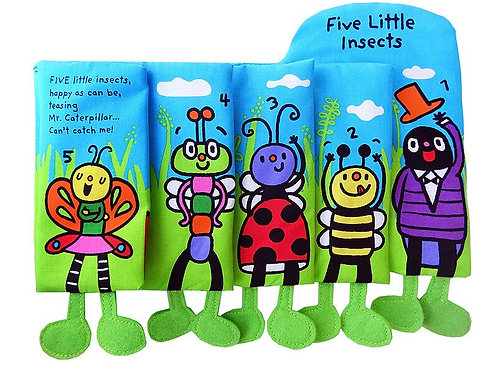 Five Little Insects