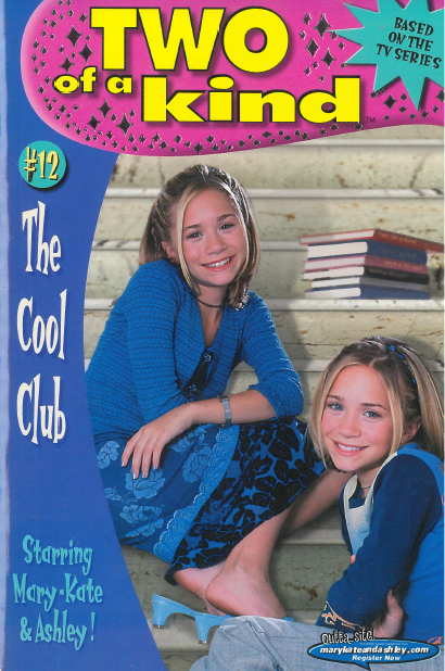 Two of a Kind #12: The Cool Club