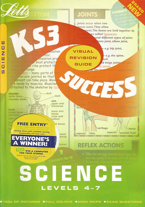 Letts: KS3 Success - Science