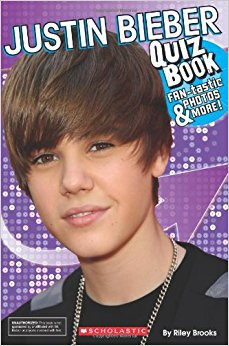 Justin Bieber: Quiz Book