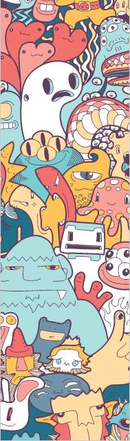 Monster Doodles II