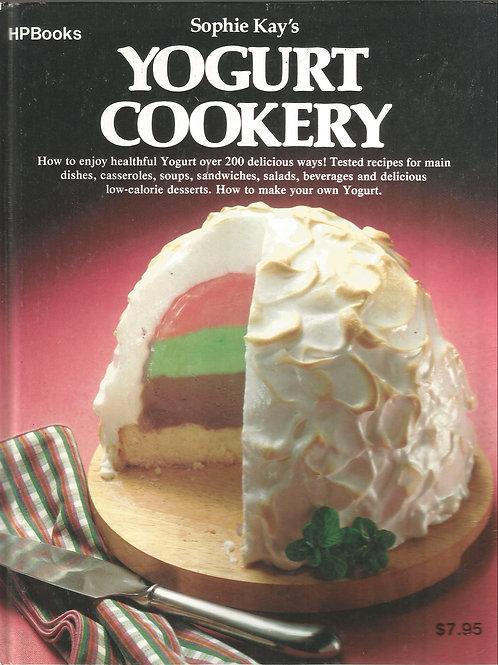 Sophie Kay's Yogurt Cookery