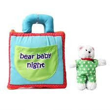 Bear Baby Night