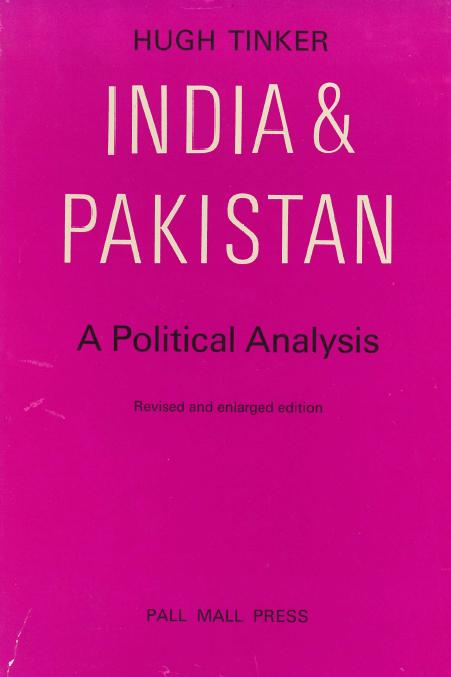 India & Pakistan: A Political Analysis