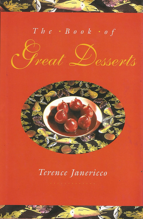 The Book of Great Desserts
