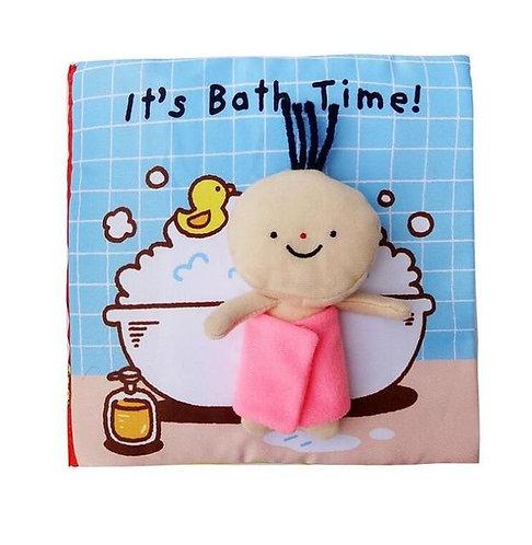 Its Bath Time!
