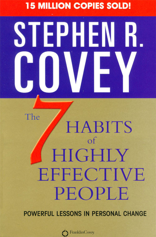 The 7 Habits of Highly Effective People | pageturnerkw