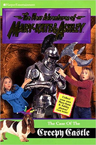 The New Adventures of Mary-Kate & Ashley: The Case of the Creepy Castle
