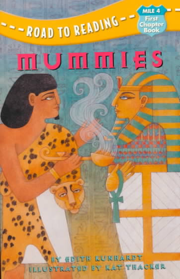 Road to Reading: Mummies