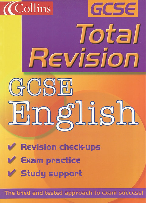 Collins: GCSE Total Revision - English