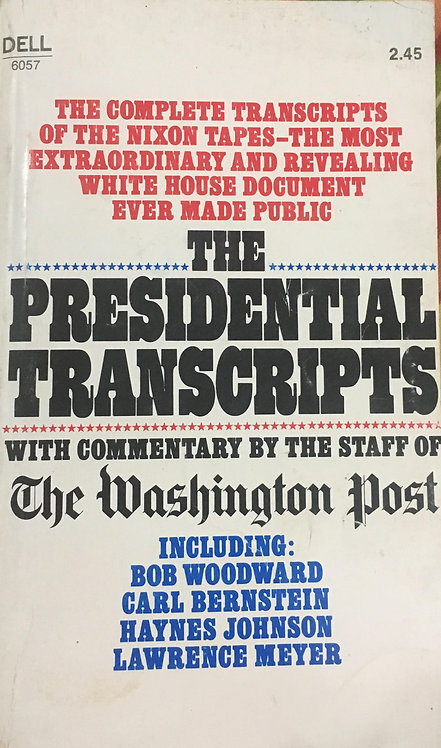 The Presidential Transcripts