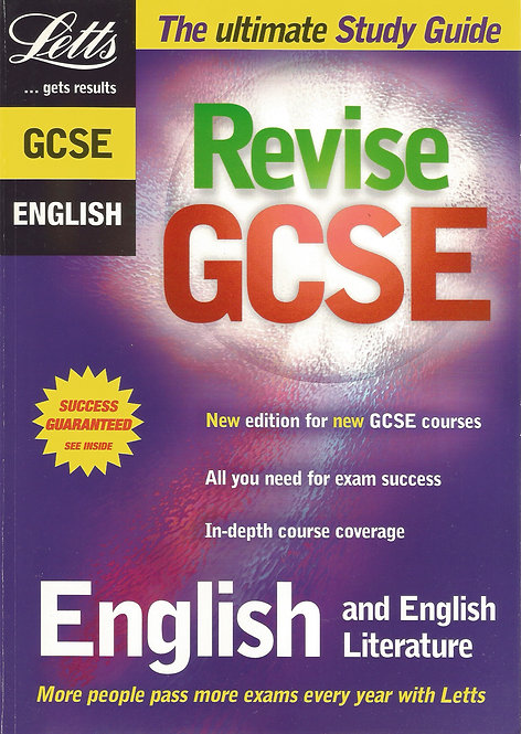 Letts: Revise GCSE - English and English Literature