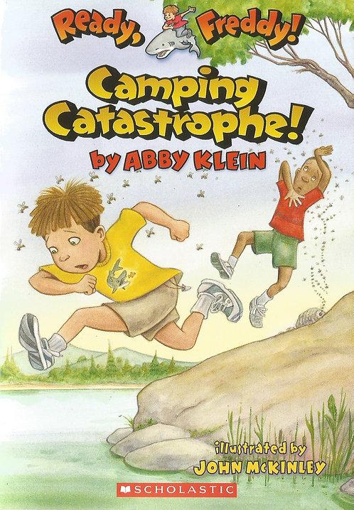 Ready, Freddy! Camping Catastrophe!