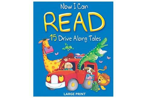 Now I Can Read: 15 Drive Along Tales