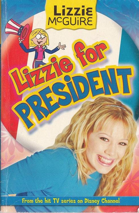 Lizzie McGuire: Lizzie for President