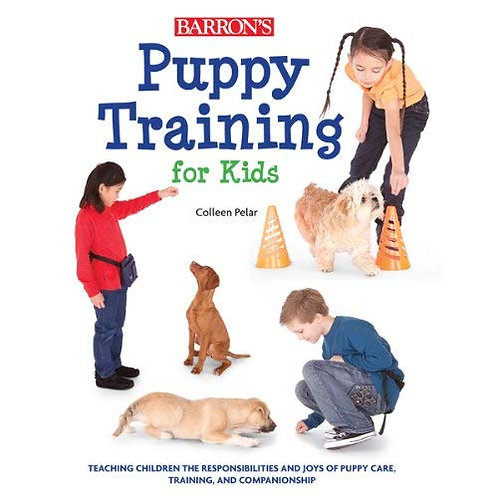 Barron's Puppy Training for Kids