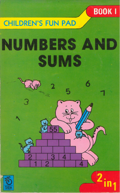 Children's Fun Pad: Numbers and Sums
