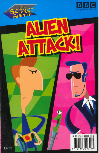 Alien Attack & Destination Sun