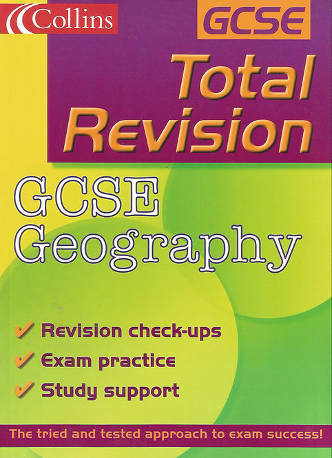 Collins: GCSE Total Revision - Geography