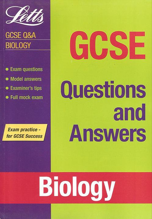 Letts: GCSE: Questions & Answers - Biology