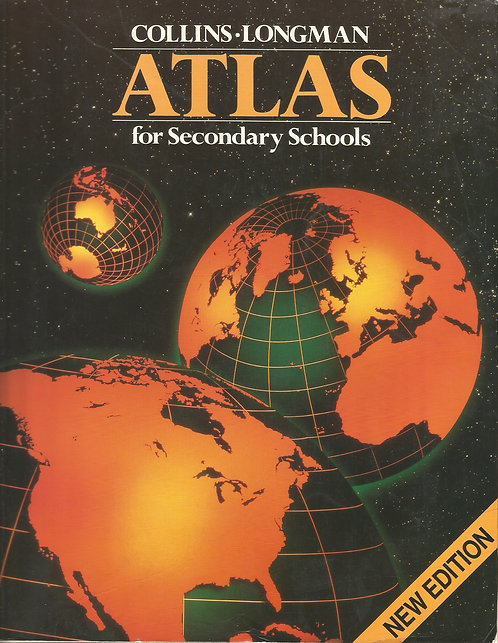 Collins•Longman: Atlas for Secondary Schools