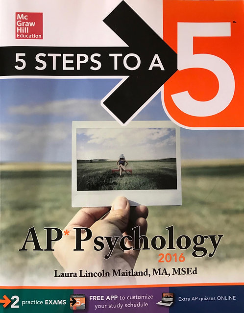 5 Steps to A AP Psychology