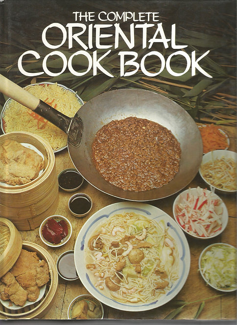 The Complete Oriental Cook Book
