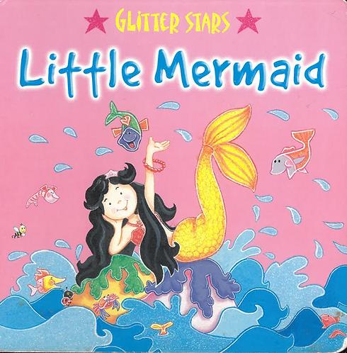 Glitter Stars Little Mermaid