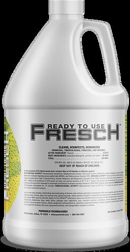 FRESCH™ (1 Gallon) Botanical Disinfectant