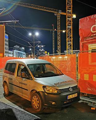Baubewachung|Baustelle|Ulm|Neu-Ulm