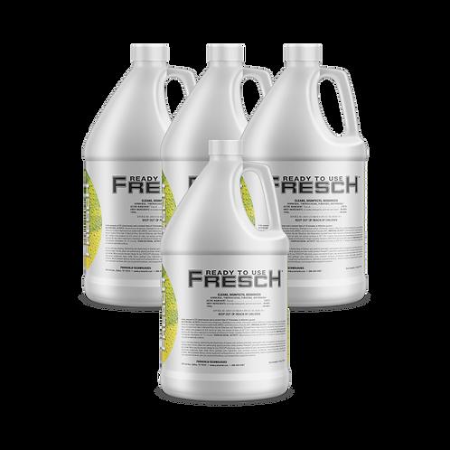 FRESCH™ (4 Gallon Case) Botanical Disinfectant