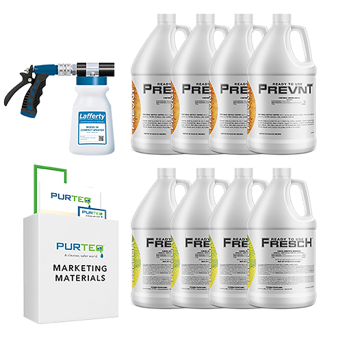 Customer Starter Kit Sprayer Option