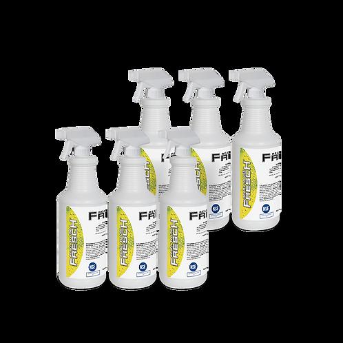 FRESCH™ 6-Pack, 32 Ounce Spray Bottles
