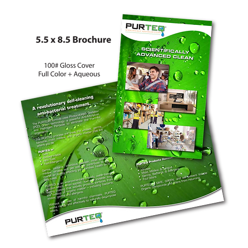 PURTEQ Brochures