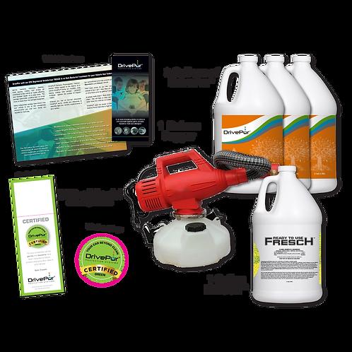 DrivePur Deluxe Startup Kit