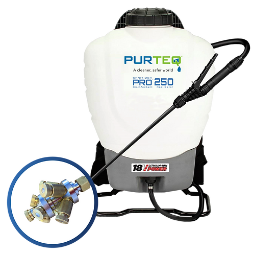 Sanitizer Pro™ Backpack ULV Cold Sprayer